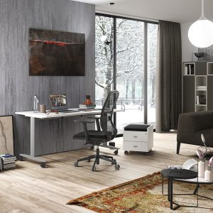 arredamento ufficio in casa